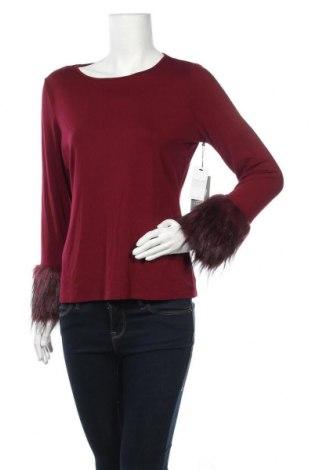 Дамска блуза Vince Camuto, Размер M, Цвят Червен, 96% вискоза, 4% еластан, Цена 18,54лв.