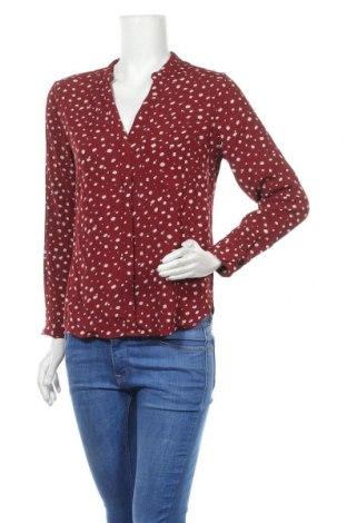 Дамска блуза Violeta by Mango, Размер S, Цвят Червен, Цена 11,97лв.