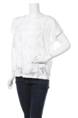 Дамска блуза Vrs Woman, Размер M, Цвят Бял, 80% вискоза, 20% полиестер, Цена 12,50лв.