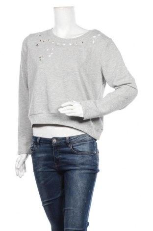 Дамска блуза Vrs Woman, Размер XL, Цвят Сив, 65% памук, 35% полиестер, Цена 7,56лв.