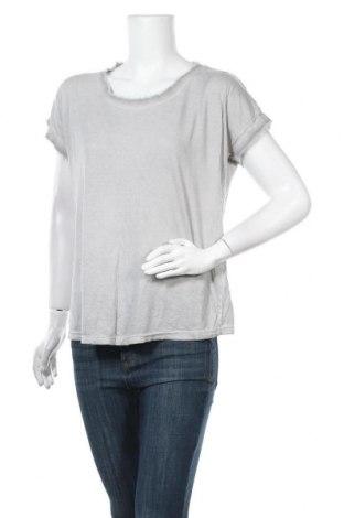 Дамска блуза Vrs Woman, Размер M, Цвят Сив, 50% памук, 50% модал, Цена 3,00лв.