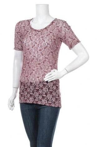 Дамска блуза Vrs Woman, Размер L, Цвят Екрю, 50% памук, 40% полиамид, 10% еластан, Цена 9,24лв.