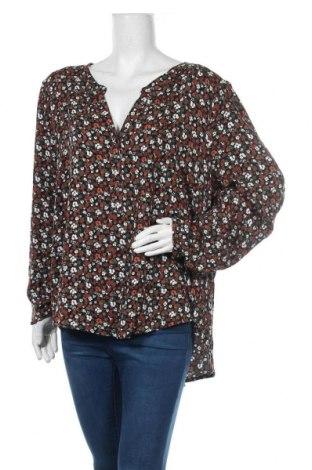 Дамска блуза Vrs Woman, Размер XXL, Цвят Многоцветен, Вискоза, Цена 25,20лв.