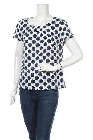 Дамска блуза Women by Tchibo, Размер S, Цвят Бял, 97% полиестер, 3% еластан, Цена 16,96лв.