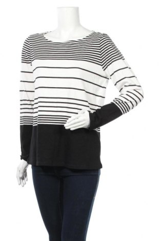 Дамска блуза Women by Tchibo, Размер L, Цвят Черен, Памук, Цена 17,85лв.