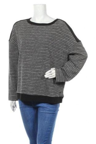 Дамска блуза Women by Tchibo, Размер XL, Цвят Сив, 50% вискоза, 48% полиестер, 2% еластан, Цена 24,15лв.