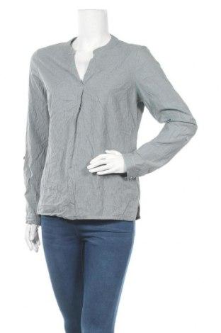 Дамска блуза Women by Tchibo, Размер S, Цвят Сив, 63% памук, 37% вискоза, Цена 17,96лв.