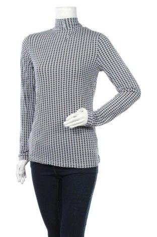 Дамска блуза Women by Tchibo, Размер S, Цвят Многоцветен, 95% вискоза, 5% еластан, Цена 18,90лв.