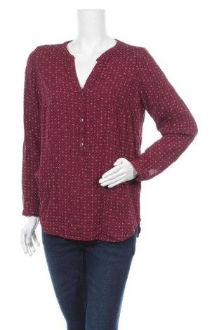 Дамска блуза Yessica, Размер L, Цвят Червен, Вискоза, Цена 16,96лв.
