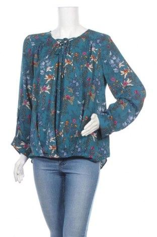 Дамска блуза Yessica, Размер XL, Цвят Син, 100% полиестер, Цена 19,95лв.