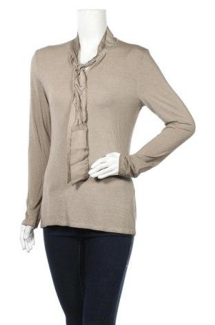 Дамска блуза Your&Self, Размер M, Цвят Бежов, 94% вискоза, 6% еластан, Цена 5,06лв.