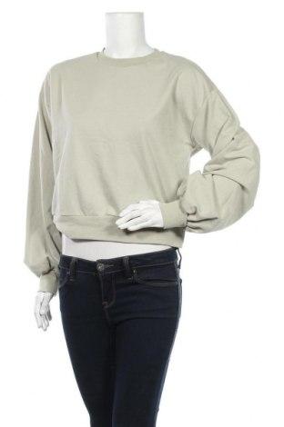 Дамска блуза Zign, Размер S, Цвят Зелен, Памук, Цена 31,50лв.