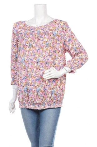 Дамска блуза Zizzi, Размер XXL, Цвят Многоцветен, Вискоза, Цена 14,18лв.