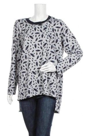 Дамска блуза Zizzi, Размер XL, Цвят Сив, 95% полиестер, 5% еластан, Цена 14,96лв.