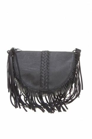 Дамска чанта, Цвят Черен, Еко кожа, Цена 19,11лв.