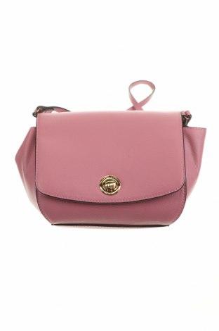 Дамска чанта H&M, Цвят Розов, Еко кожа, Цена 29,25лв.