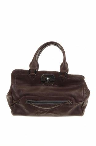 Dámská kabelka  Longchamp, Barva Hnědá, Pravá kůže, Cena  2984,00Kč