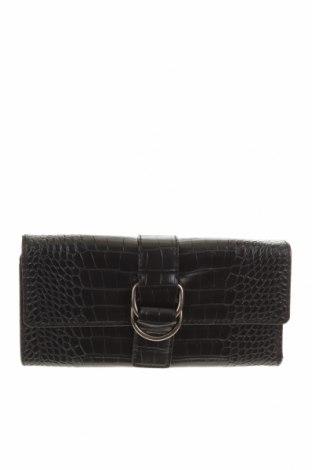 Дамска чанта Mango, Цвят Черен, Еко кожа, Цена 25,92лв.