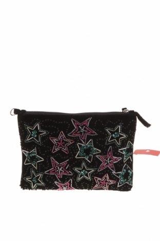 Дамска чанта S.Oliver, Цвят Черен, Текстил, Цена 16,17лв.