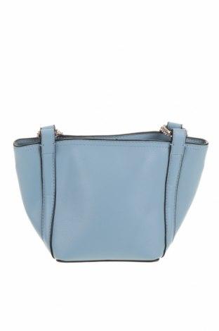 Дамска чанта Zara, Цвят Син, Еко кожа, Цена 33,00лв.