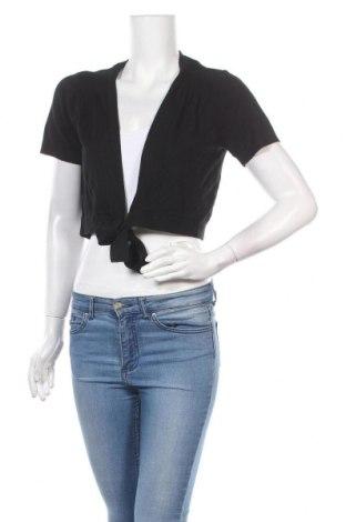 Γυναικεία ζακέτα Marks & Spencer, Μέγεθος L, Χρώμα Μαύρο, 83% βισκόζη, 17% πολυαμίδη, Τιμή 12,06€
