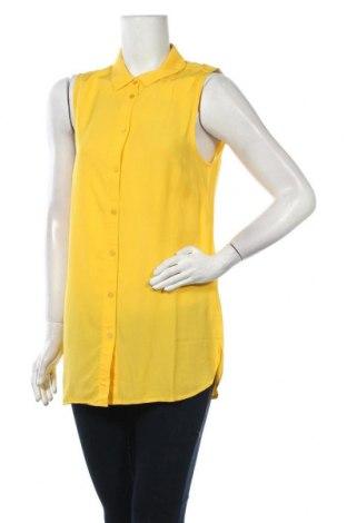 Dámská košile , Velikost M, Barva Žlutá, Viskóza, Cena  392,00Kč