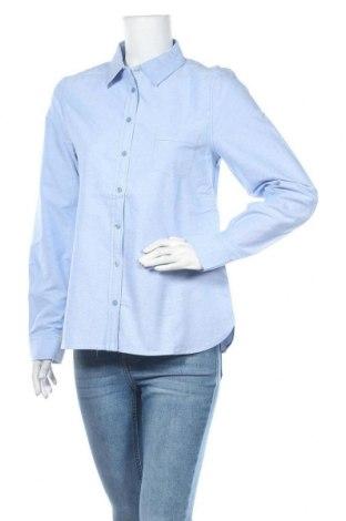 Dámská košile , Velikost L, Barva Modrá, Bavlna, Cena  396,00Kč