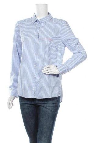 Dámská košile  Edc By Esprit, Velikost XL, Barva Modrá, Bavlna, Cena  750,00Kč