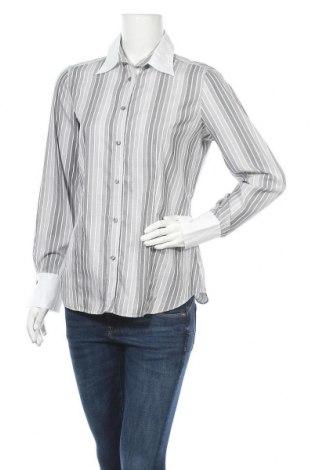 Дамска риза Eterna, Размер M, Цвят Сив, Цена 10,40лв.