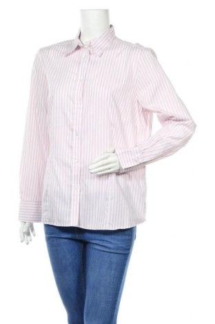 Дамска риза Eterna, Размер XL, Цвят Розов, Памук, Цена 13,23лв.