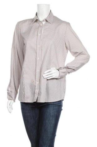 Дамска риза Eterna, Размер L, Цвят Бежов, Памук, Цена 5,59лв.