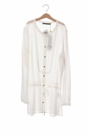 Γυναικείο πουκάμισο Expresso, Μέγεθος XS, Χρώμα Λευκό, Lyocell, Τιμή 35,72€