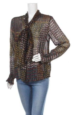 Дамска риза Free Quent, Размер S, Цвят Многоцветен, 95% вискоза, 5% метални нишки, Цена 19,47лв.