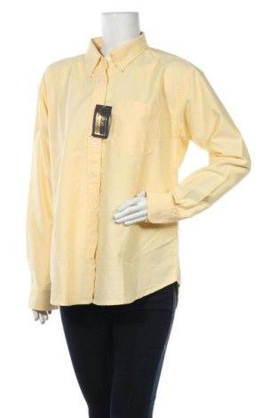 Dámská košile  Generation, Velikost L, Barva Žlutá, 60% bavlna, 40% polyester, Cena  606,00Kč