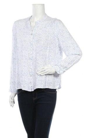Γυναικείο πουκάμισο Gina Laura, Μέγεθος M, Χρώμα Λευκό, 100% βισκόζη, Τιμή 10,49€