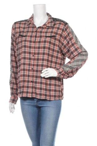 Дамска риза Maison Scotch, Размер XL, Цвят Многоцветен, Вискоза, Цена 36,75лв.