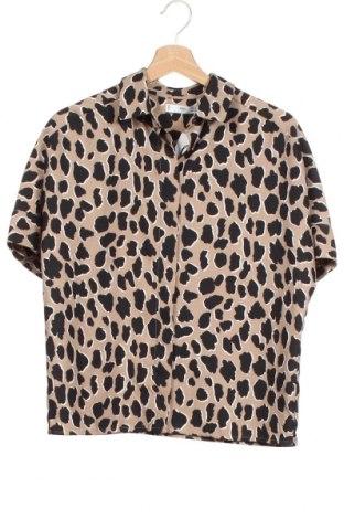 Дамска риза Mango, Размер XS, Цвят Многоцветен, Цена 19,95лв.