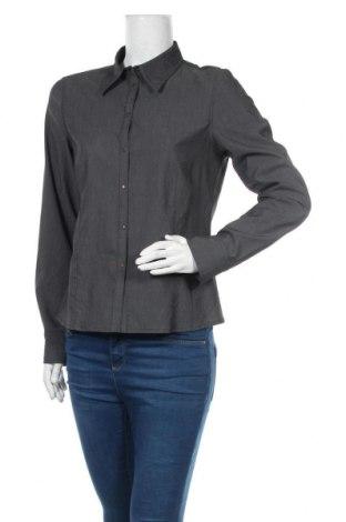 Γυναικείο πουκάμισο Mexx, Μέγεθος M, Χρώμα Γκρί, 60% βαμβάκι, 36% πολυεστέρας, 4% ελαστάνη, Τιμή 8,02€