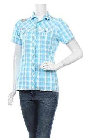 Дамска риза Moorhead, Размер S, Цвят Бял, 85% полиестер, 15% полиакрил, Цена 14,18лв.
