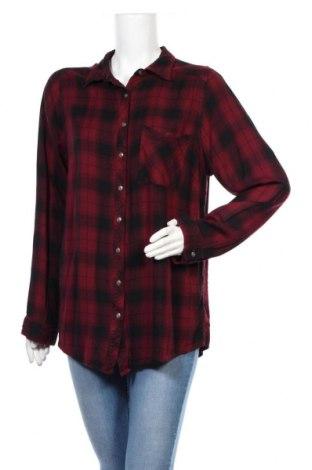 Дамска риза Multiblu, Размер XL, Цвят Червен, Вискоза, Цена 16,07лв.