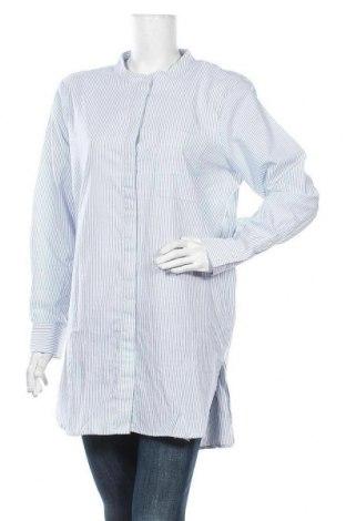 Дамска риза Part Two, Размер XL, Цвят Син, Памук, Цена 57,85лв.