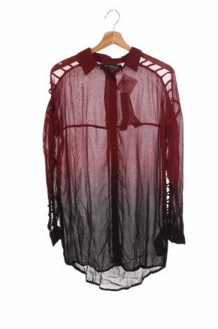 Дамска риза Religion, Размер XS, Цвят Червен, Вискоза, Цена 38,35лв.