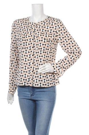 Дамска риза Rick Cardona, Размер M, Цвят Многоцветен, 100% полиестер, Цена 15,12лв.