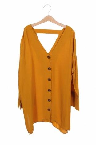 Dámská košile  River Island, Velikost XXS, Barva Žlutá, Viskóza, Cena  599,00Kč