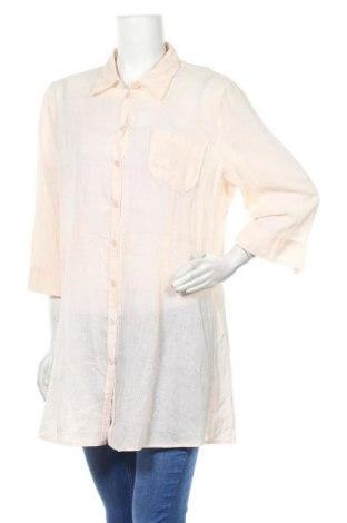 Дамска риза Sandwich_, Размер XL, Цвят Розов, Цена 10,71лв.