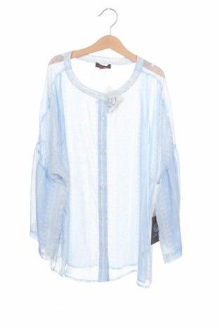 Dámská košile  Vince Camuto, Velikost XS, Barva Modrá, Polyester, Cena  802,00Kč