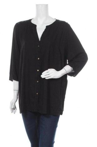 Дамска риза Zizzi, Размер XXL, Цвят Черен, Цена 24,15лв.