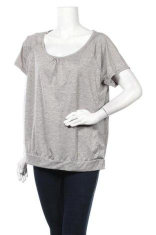 Дамска спортна блуза H&M Sport, Размер XL, Цвят Сив, Полиестер, Цена 18,90лв.