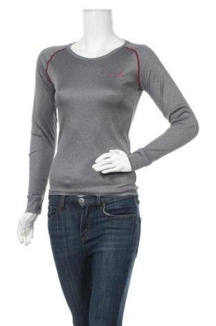 Дамска спортна блуза Moorhead, Размер S, Цвят Сив, 100% полиестер, Цена 18,90лв.