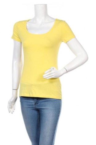 Дамска тениска, Размер S, Цвят Жълт, Цена 13,00лв.